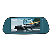 7-inch Rear View Monitor - Bluetooth Function