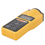 60ft Laser Pointer Ultrasonic Tape Measure