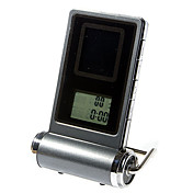 1.4-pollici lcd photo frame e desktop orologio