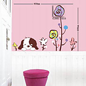 Decorative Clock Wall Sticker (0752 -HZ-15A039)