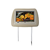 "1 PCS 8.5"" Car Headrest Monitor - TFT LCD Screen -8513CS"