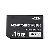 16GB Memory Stick PRO Duo Memory Card