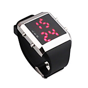 Retro LED Digital Watch