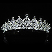 splendida sposa in lega tiara / copricapo