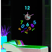DIY Wall Sticker Clock (0752-10A007)
