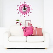 DIY Wall Sticker Clock (0752-10A005)