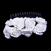 Lovely Paper Flower Bridal Headpiece/ Hair Pin