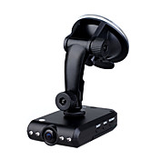 Night Vision Car DVR, Car Black Box with 2.5 Inch Display,Motion Detection,CMOS Sensor