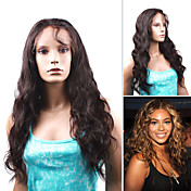 "Beyonce's Custom Full Lace Body Wave 20"" Indian Remy Hair 26 Colors To Choose"