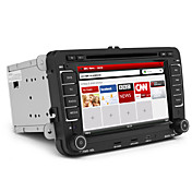 7 tommers for Volkswagen bil pc dvd spiller med gps ipod DVB-T wifi/3g