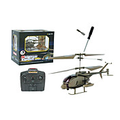 3CH RC Helicopter With Light Radio Remote Control Helicopters Indoor Toy(YX02674H)