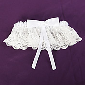 Vintage Charm Lace Wedding Garter