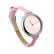 Marvelous Round Shape Quartz Watch More Colors Available