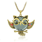 Pocket Owl Sweater Chain