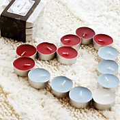 Pack of 12 Scented Tealights (Set of 6 Packs)