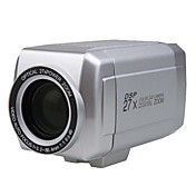 420TVL 27X Zoom Lens Automatically Box Camera With 1/4&quot; SONY CCD