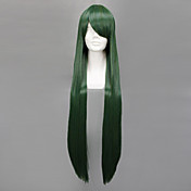 cosplay paryk inspireret af Sailor Moon Trista meioh / sailor Pluto
