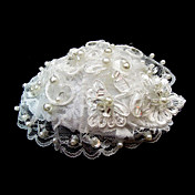 Gorgeous Lace/ Imitation Pearl Wedding Bridal Flowers/ Headpiece