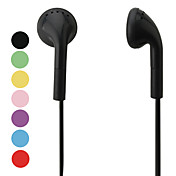 Auricolari 3.5mm con microfono per iPhone - Colori assortiti