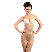 Chinlon High Waist Mid Thigh Shaping Briefs (More Colors)