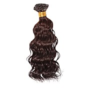 Indian Remy Hair 14 Inch Keratin Pre-Bonded Flat-Tip Loose Curl Hair Extensions Multiple Colors Available