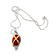Collier cosplay inspir par Shakugan no shana flamme des cieux