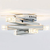 Modern Ceiling light with 6 Lights in Chic Design