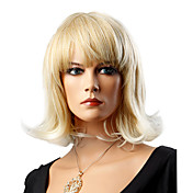 Capless Short High Quality Synthetic Fashion Curly Wigs