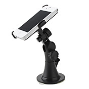 Adjustable In-car Stand for iPhone 4 and 4S (Black)