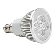 E14 4W 360LM 3000K Warm White Light LED Spot Bulb (85-265V)