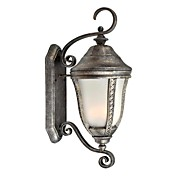 Antique Inspired Wall Light with 1 Light