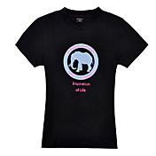 African Elephant Ultraviolet Resistant Short Sleeve T-shirt