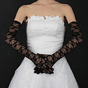 Lace Bridal/ Party/ Evening Opera Length Gloves (More Colors)