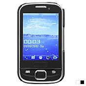 s5670 - dual sim quand band dobbelt kamera 2,8 tommer touchscreen mobiltelefon (TV, FM)