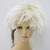 Capless Synthetic Fashion Short Party Wig