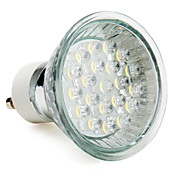 gu10 1.5w 21-led 105lm 2800-3500K warmweiß LED Strahler Lampe (220-240V)