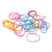 langlebig bunten TPU Gummiband (30 Stck)