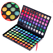 Finding Color - Optical Illusion 120 Colors Eye Shadow Pallete