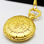 Cosplay Pocket Watch Inspired by Pandora Hearts-B-rabbit Alice Golden