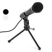 Premium Desktop Microphone (3.5mm, Assorted Colors)