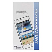 LCD Screen Protector for Samsung Galaxy S3 I9300 (Transparent)