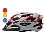 Acacia-EPS Cycling Unibody 28 Vents Helmet with Sunvisor
