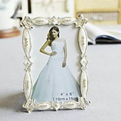 Gorgeous Square Alloy Wedding Photo Frame
