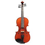 Violintine - (V5) 1/2 High-Grade Solid Spruce Violin with Case/Bow