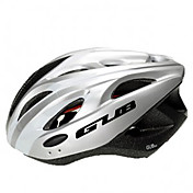 GUB-EPS/PC Road/MTB Helmet with Sunvisor &amp; 3 LED Safety Lamps