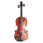 Violintine - (V3) 1/16 High-Grade Solid Spruce & 1-Piece Maple Violin with Case/Bow