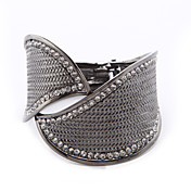 Gorgeous Alloy In Two Leaves Shape Women's Braclet