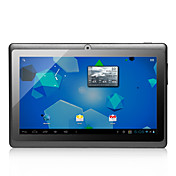Starlight Blue - Android 4.0 Tablet med 7 Tums Kapacitiv Pekskärm (4GB,WiFi, 1.5GHz, 3G, Kamera)
