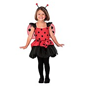Kid's Insect Red Bitty Bug Halloween Costumes (2-4 YRS)