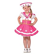 Baby Girl's New Sailor Sweeter Halloween or Play Costume (2-4 YRS)